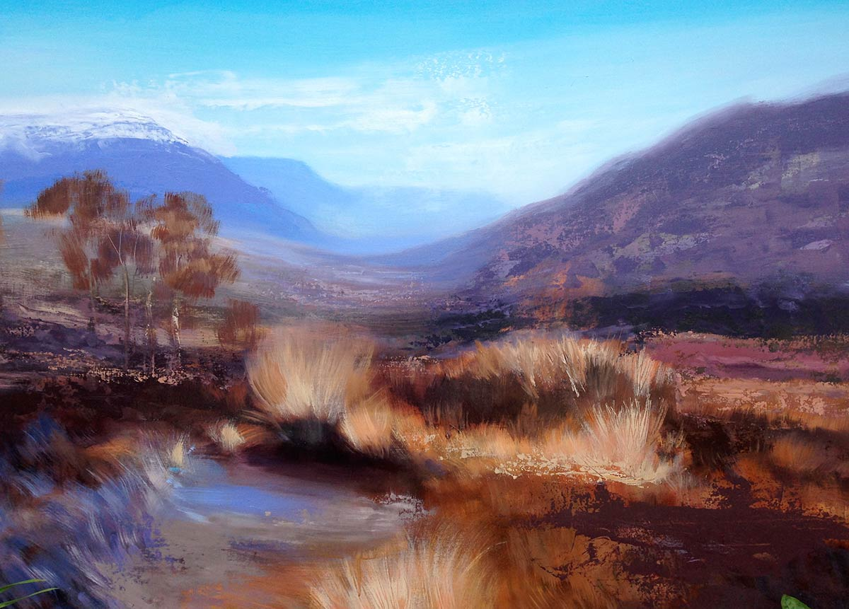 Jen Collee Landscape